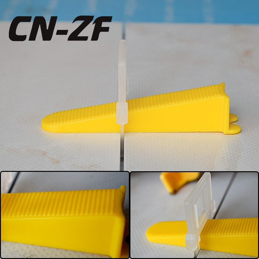 Здесь продается  CN-ZF  Plastic Ceramic Alignment Floor Levelers Tile Tools Leveling Level Spacers System Kits 300 Wedges 800 Clips For Tiles  Инструменты