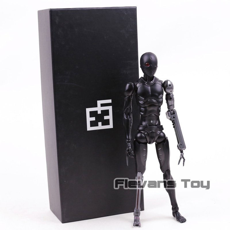 1/6 CaRB TOA Heavy Industries Synthetic Human Experimental Sentinel 1000toys Action Figure Toy цена