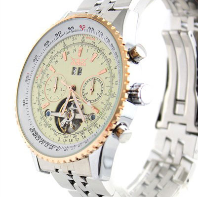 wholesale ultifunction Mens Automatic Mechanical Sports Watches Month Tourbilon Hot freeship