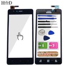 5 mobiele Touch Screen Digitizer Panel Voor TP Link Neffos C5A Touch Screen Glas Voorzijde Lens Sensor Gereedschap lijm