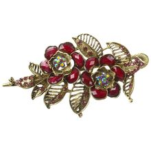 New Vintage Rose Hair Clips Hairpins Hair Clip Beauty Tools Jewelry POP