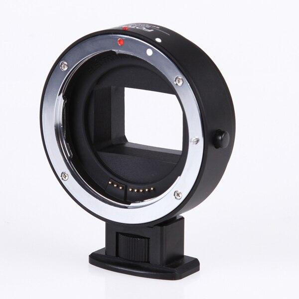 FOTGA Electronic AF Auto Focus Lens Adapter for Canon EF-S lens to Sony NEX E A7S A7R Full Frame wholesale price jmfoto electronic af auto focus lens adapter for canon eos ef ef s body to sony e nex a7 a7r lens full frame
