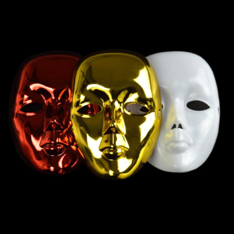 Ghost Mask magic tricks  Fun Party Magic Stage Illusions Mentalism accessories  gimmick 81311 light heavy box stage magic floating table close up illusions accessories mentalism magic trick gimmick