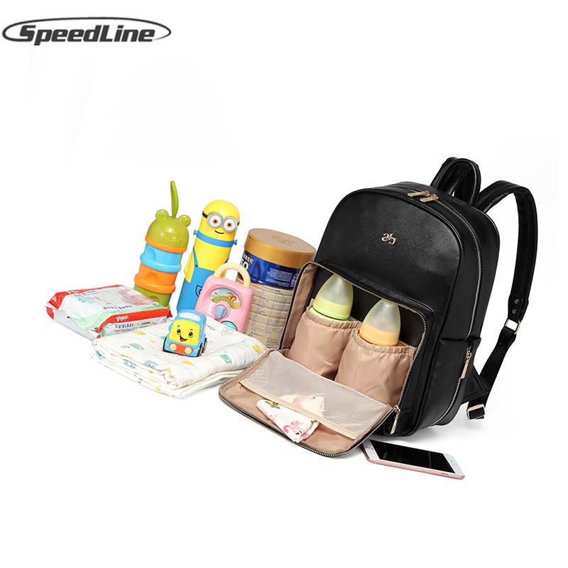 Fashion Land mommy bag Backpack mummy diaper maternal bag Multi-function large capacity Mummy bag Travel backpack Fashion Land mommy bag Backpack mummy diaper maternal bag Multi-function large capacity Mummy bag Travel backpack