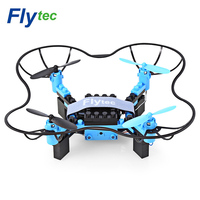 DIY Building Blocks RC Quadcopter WiFi FPV 30W Camera 2.4G 6 axis Gyro Altitude Hold Headless Mode 3D Unlimited Flip Aircraft