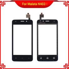 Original Touch Screen 4 Inch For Malata N402 402 Mobile Phone Touch Panel touch panel original for gt gunze usp 4 484 038 g 28 for touch membrane screen touch pad