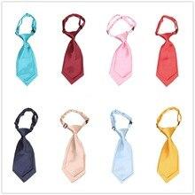 Галстук-бабочка для мальчиков; детские галстуки; маленькая рубашка с галстуком; аксессуары