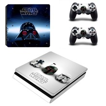 Film Star Wars PS4 Slim Skin Sticker