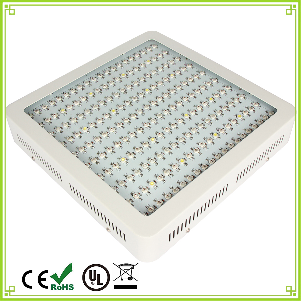1pcs Double Chips 2000W LED Panel Grow Light Hydroponic System Full Spectrum For Indoor Plant Veg and Flower Replace HPS Lamp 30 led full spectrum ufo led grow panel light uv ir growing lamp 300w home indoor greenhouse veg flower plant seeding hydroponic