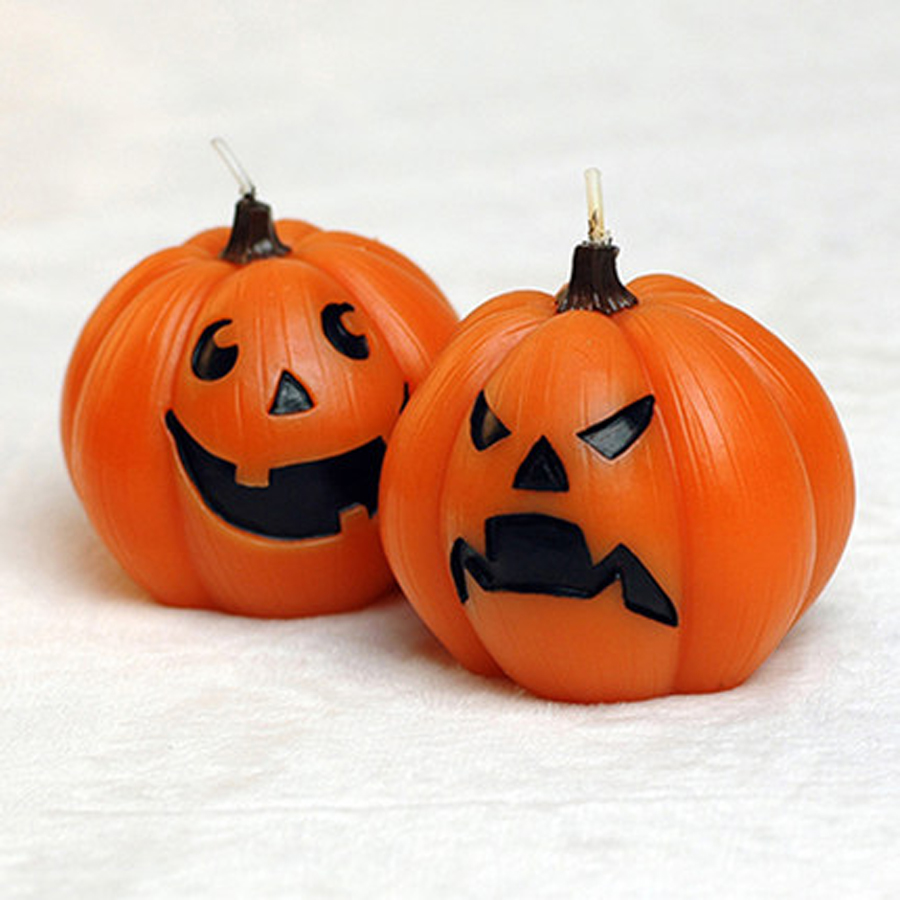 Pumpkin Decoration Scented Candles