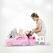 Multifunction Children Shampoo Chair Baby Shampoo Bed, Folding Shampoo, Lying Chair, Child Enlarging Household Shampoo