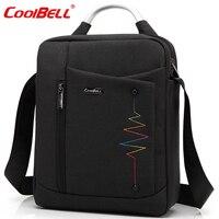 COOLBELL Man Messenger Bag Nylon Male Shoulder Bags Famous Brand Fashion Casual Business Men S Travel