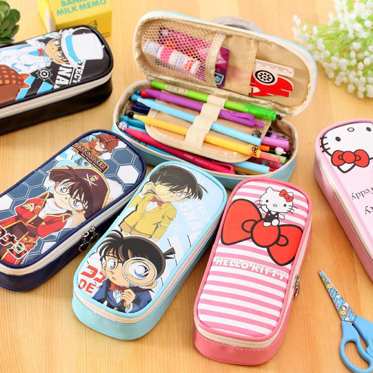 Pencil case,multi-function Anime Japanese children
