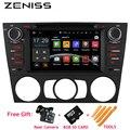 Free shipping 7'' Android 5.11 Quad Core 1024*600 Car DVD Player For BMW E90 E91 E92 E93 3 Series GPS Navigation Radio RDS OBD