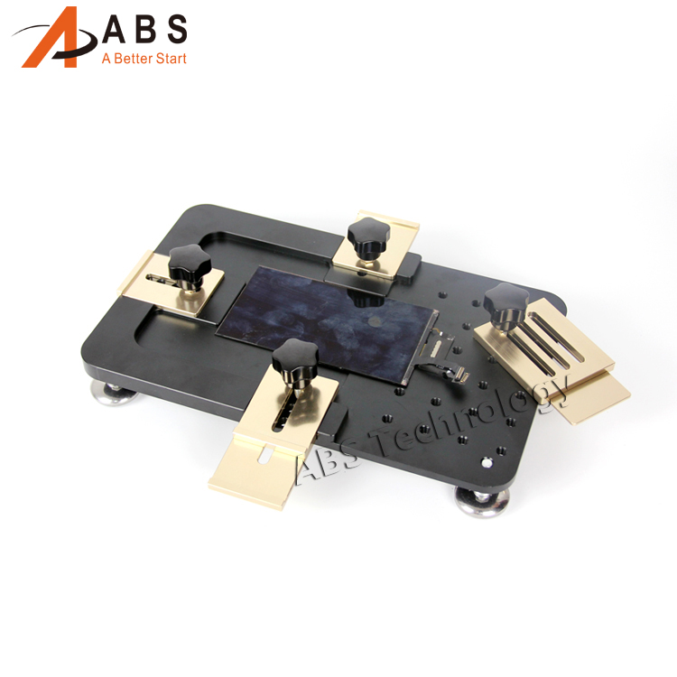 цены Newest Universal LCD UV Glue Mold Mould tooling Glass Holder for iPhone Samsung Screen Refurbishing Repair