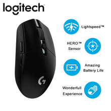Original Logitech G304 Gaming Maus 2,4G Wireless HERO Motor 5AA Batterie 12000DPI Für LOL PUBG Fortnite Overwatch CSGO(China)