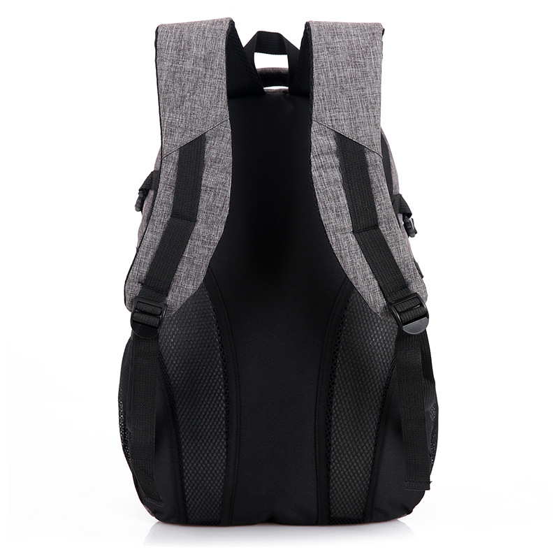Image 4 - 2019 Men Backpack Oxford Male Travel bag Backpacks fashion men and women Designer student bag laptop bag High capacity backpack-in Backpacks from Luggage & Bags