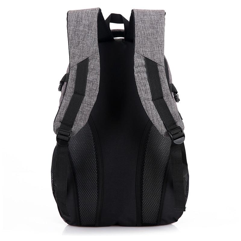Image 4 - 2019 Men Backpack Oxford Male Travel bag Backpacks fashion men and women Designer student bag laptop bag High capacity backpack-in Backpacks from Luggage & Bags