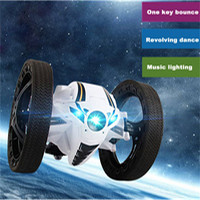 High Quality RH803 2 4GHz RC Bounce Car Shock Resistance Flexible Wheels Speed Switch Gift For