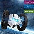 Alta qualidade rh803 2.4 ghz rc resistência ao choque do carro saltar rodas flexível interruptor de velocidade toys presente para as crianças por atacado livre grátis