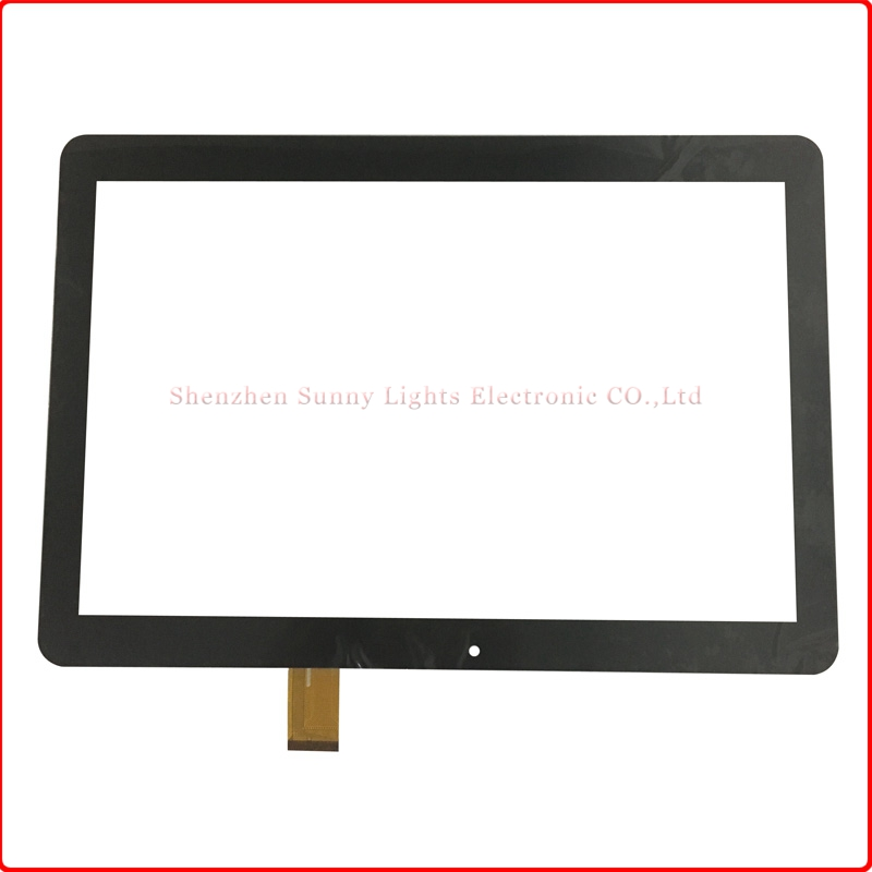 A+ Black New For 10.1'' inch Tablet YJ472FPC-V0 Touch Screen Touch Panel digitizer Sensor Replacement Free Shipping new for 10 1 inch mf 872 101f fpc touch screen panel digitizer sensor repair replacement parts free shipping