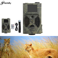 Skatolly HC300A 12MP 1080P Infrared Night Vision Hunting Camera Forest Wildlife Trail Cameras Hunter Scouting Photo Traps Chasse