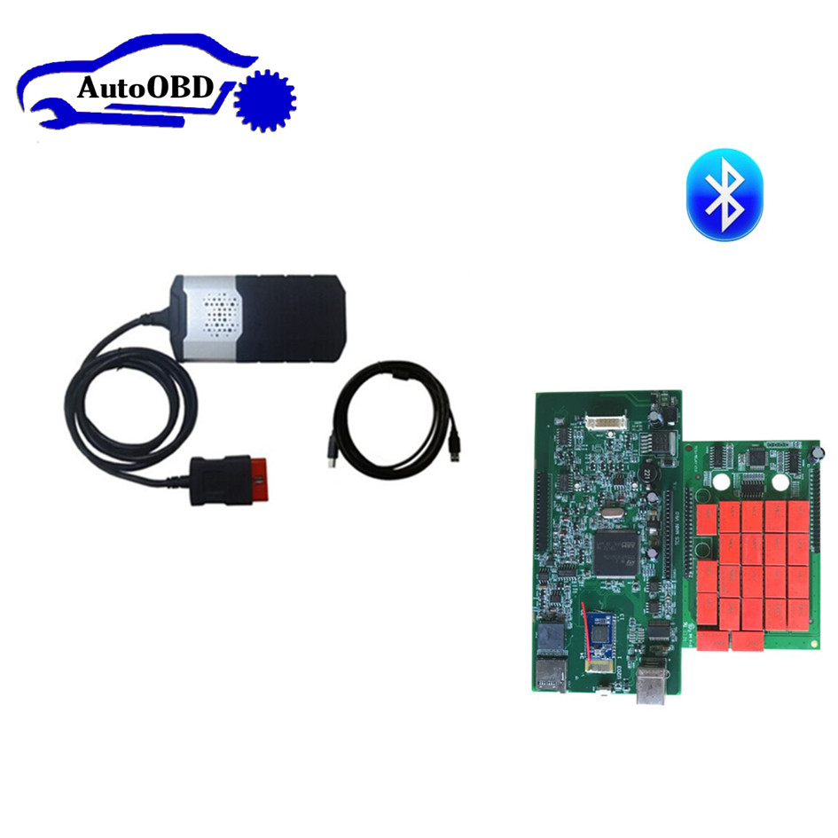 VD TCS CDP Pro Plus with 2016.0 R0 version free active Bluetooth for delphis vd ds150e cdp pro MVD Multidiag pro