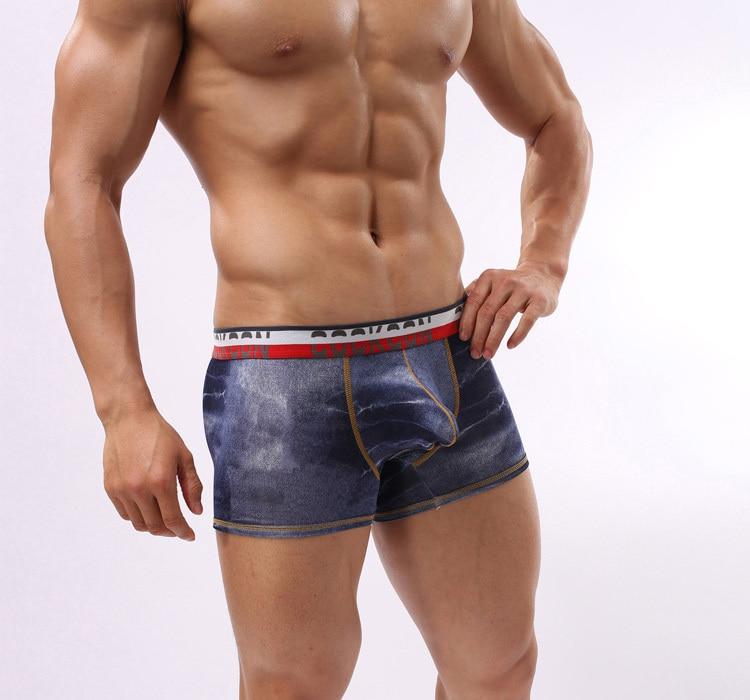 Online Buy Wholesale mens denim underwear from China mens denim ...