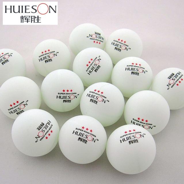 100pcs Huieson Exclusive 3 Star Table Tennis Balls 40mm 2
