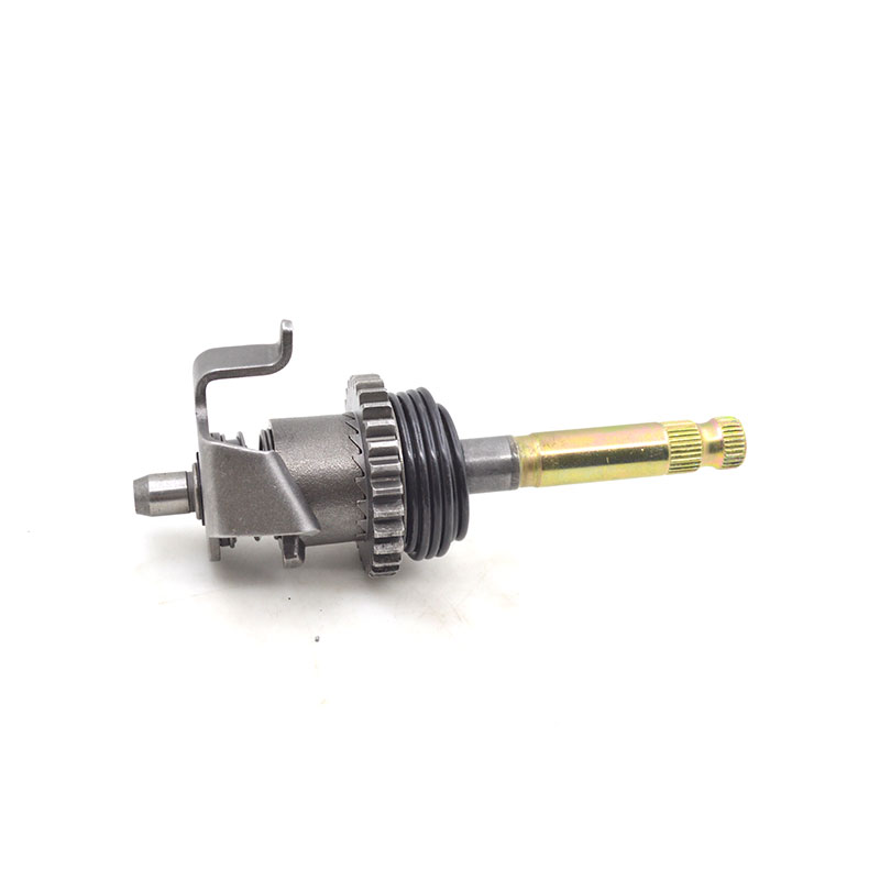 Motorcycle Engine Kick Starter Reduction Gear Shaft Spindle for Honda CG125 CG 125 Engine Spare Parts