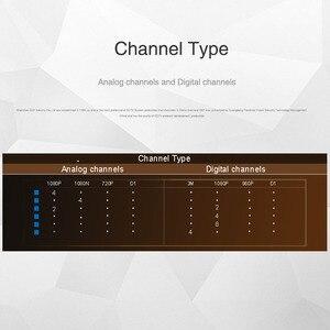 Image 4 - KEEPER 4 Channel 1080P AHD Full HD 5 in 1 Hybrid DVR Surveillance Video Recorder Support TVI CVI AHD CVBS IP Camera 4