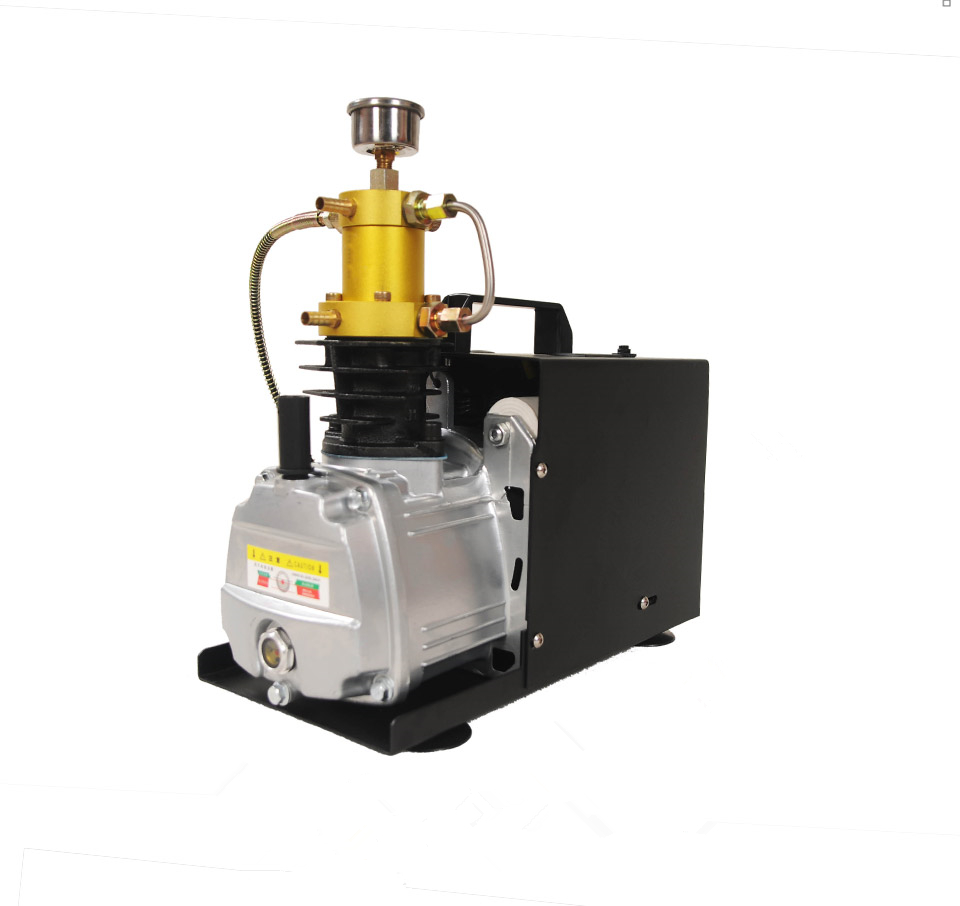 High Pressure Gas Compressor : Psi bar pcp air pump high pressure electric