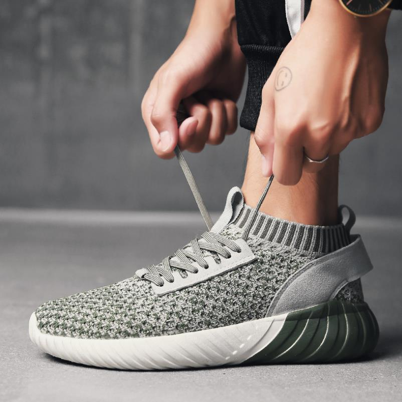 Zanvllchy 2018 Nouvelles Chaussures de Sport pour Hommes de Haute Qualité Tissé Sneakers Hommes Ultra Boost Chaussure Homme Formateurs Zapatos Hombre