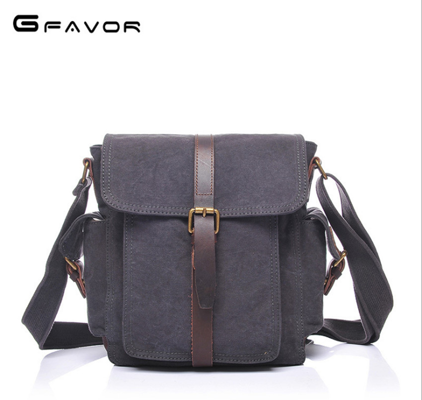 High Quality Canvas Bag Men Casual Travel Crossbody Bag Male Men's Military Shoulder Bag Messenger Handbag sac a main borsa uom