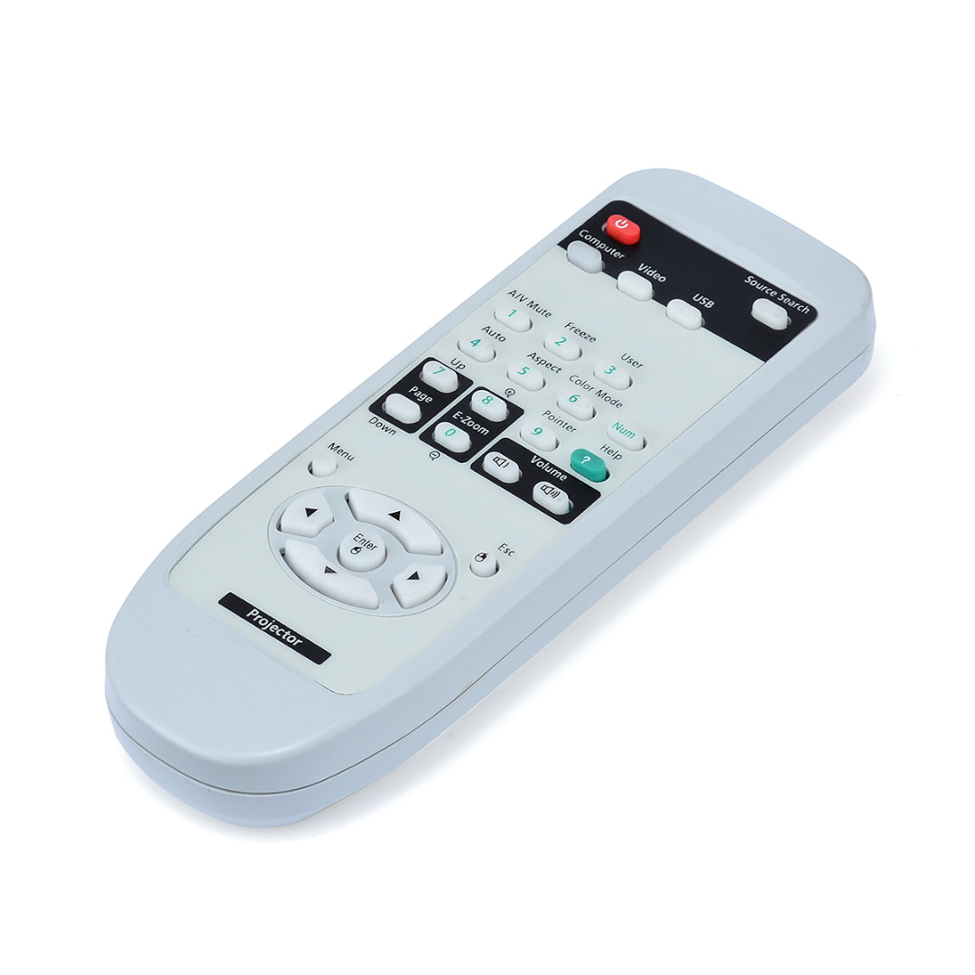 Onsale 1pc Remote Control Universal Replacement for EPSON Projector EMP-7800 EMP-7850 EMP-7900 EMP-7950 EMP-8300 Mayitr