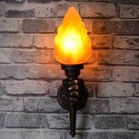 Распродажа Творческий Спальня светильник Настенный светильник освещения современный Гостиная светодиодный светильник Настенный Рестора