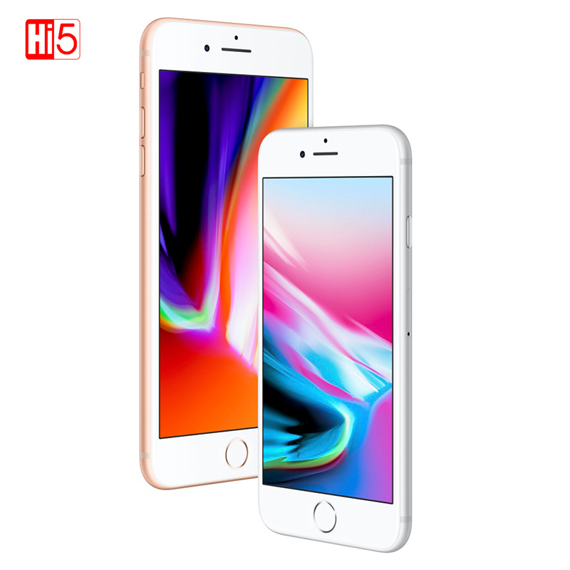 Image 3 - Original Unlocked Apple iPhone 8 2GB RAM 64GB/256GB ROM Looks Like New 4.7 inches Hexa Core Touch ID LTE 12.0M Free Gift Phone-in Cellphones from Cellphones & Telecommunications
