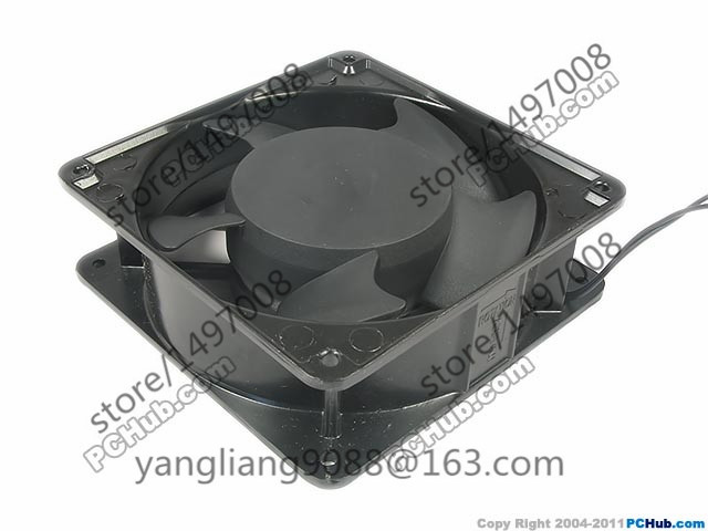 Free Shipping Emacro FULLTECH UF-123823 DC 230V 0.14A 2-wire 80mm 120x120x25mm Server Square Cooling fan free shipping new uf 15pc23 bth ac 230v 29w 172x150x51 server round cooling fan