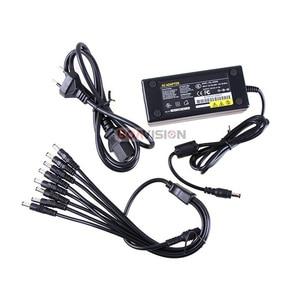 Image 2 - 12V 5A 8 Port CCTV Camera AC Adapter Power Supply Box For The CCTV Camera
