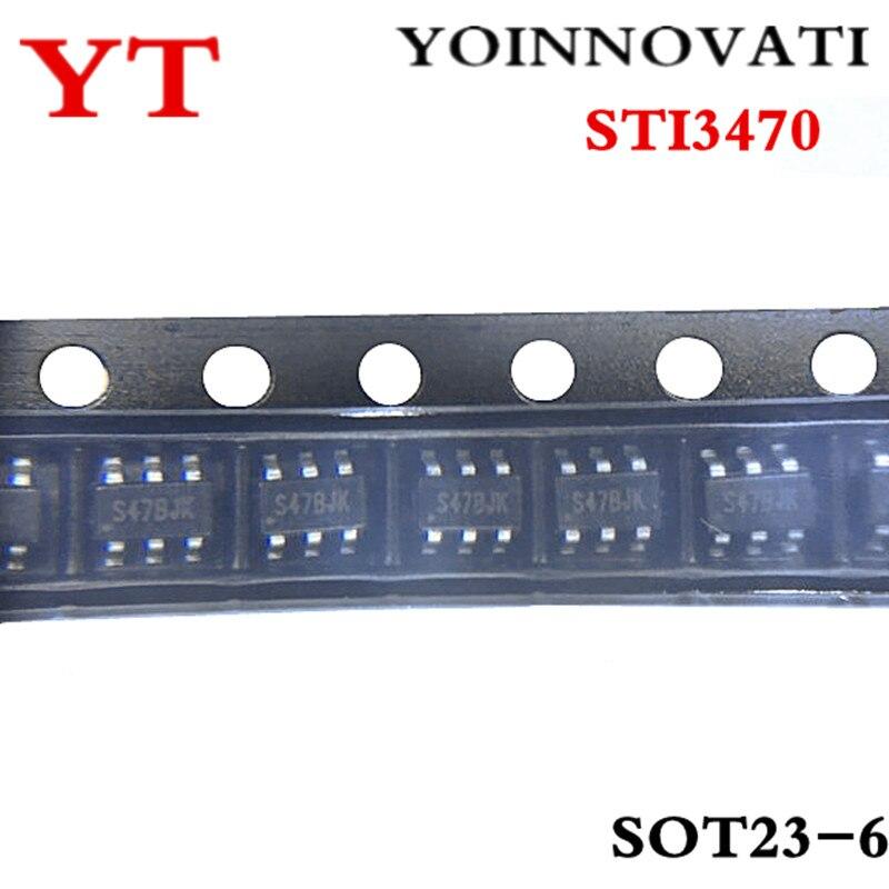 50pcs/lot STI3470 3470 SOT23 6 IC best quality. Integrated Circuits    - AliExpress