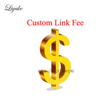 Liyuke Link For Custom Made For Custom Fee Please Contact Us Before Buying(China)