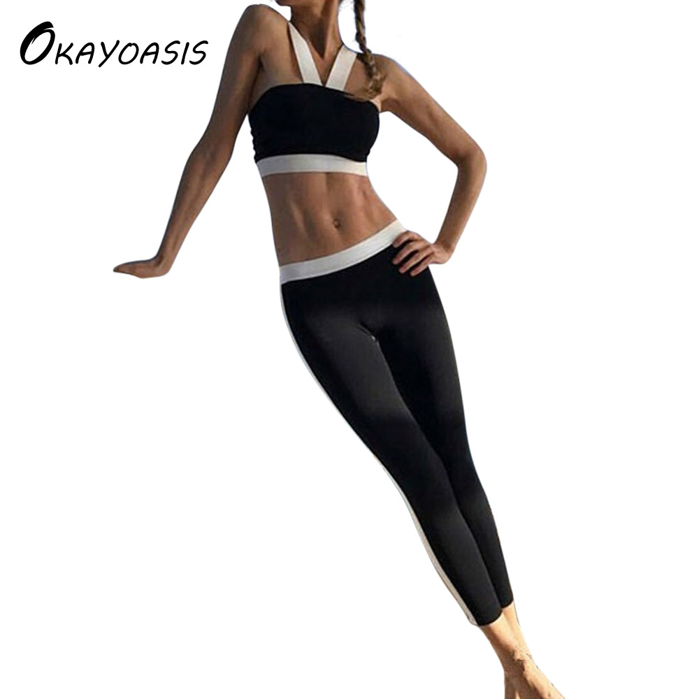 7ef2afbee1a2b0 OKAYOASIS 2017 Summer Women Leggings Hot Sale Fitness Legging Fashion New  Slim Clothing-in Leggings from Women's Clothing on Aliexpress.com | Alibaba  Group