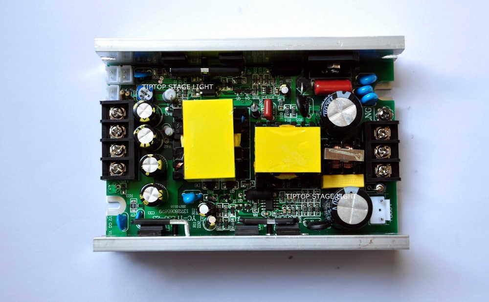 מצוין 230 W 7R Sharpy Beam הזזת ראש אור/5R 200 W הזזת ראש אור ספוט אספקת חשמל 12 V/24 V/28 V/36 V מתח יציאה DHL לשלוח