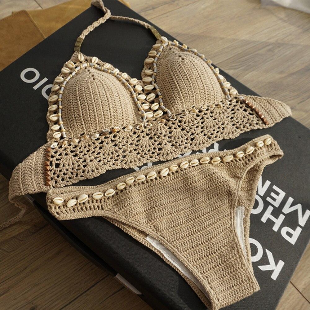 Handmade Crochet Bikinis