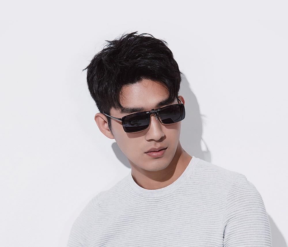 Xiaomi Turok Steinhardt TS Clip Sunglasses Polarized Clear Sight Sun Glas s Anti UVA UVB Mijia for Myopia Outdoor Travel Fishing (8)