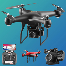 S32T 4K RC Drone WiFi Camera 1080P HD Foldable Professiona Quadcopter Helicopter High Hold Mode FPV 20 Minutes