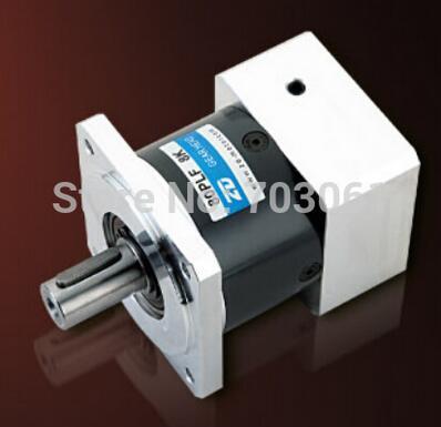 160mm 5:1 rapport réducteur planétaire réducteur réducteur pour l'industrie du moteur servo pièces de Transmission de puissance réducteurs planétaires