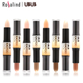 Rosalind Face Makeup ESOTOO Double Use Highghter Stick Cream Concealer Brighten Brozer Contour Makeup Glow Kit By UBUB