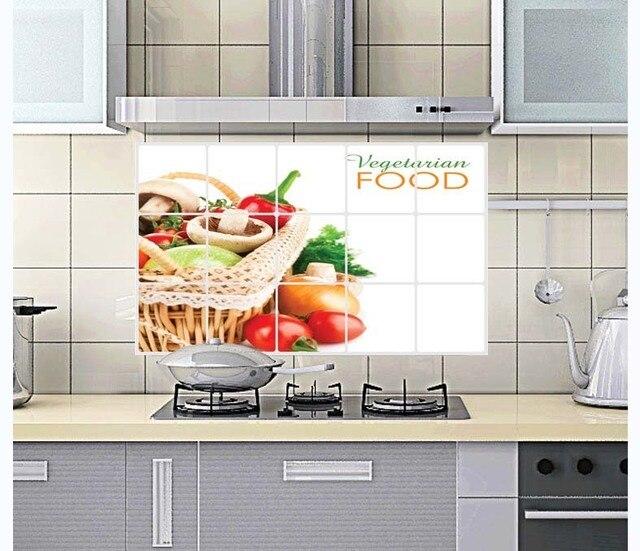 Cucina adesivi murali francese adesivi murali in vinile complementi ...