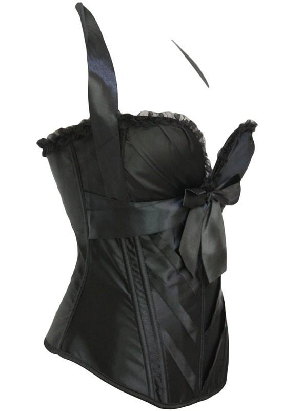 Elegant-Black-Sweetheart-Halter-Corset-LC5360-2-15209